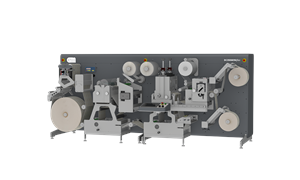 DC350Flex - Compact Integrated Converting Line for Labels